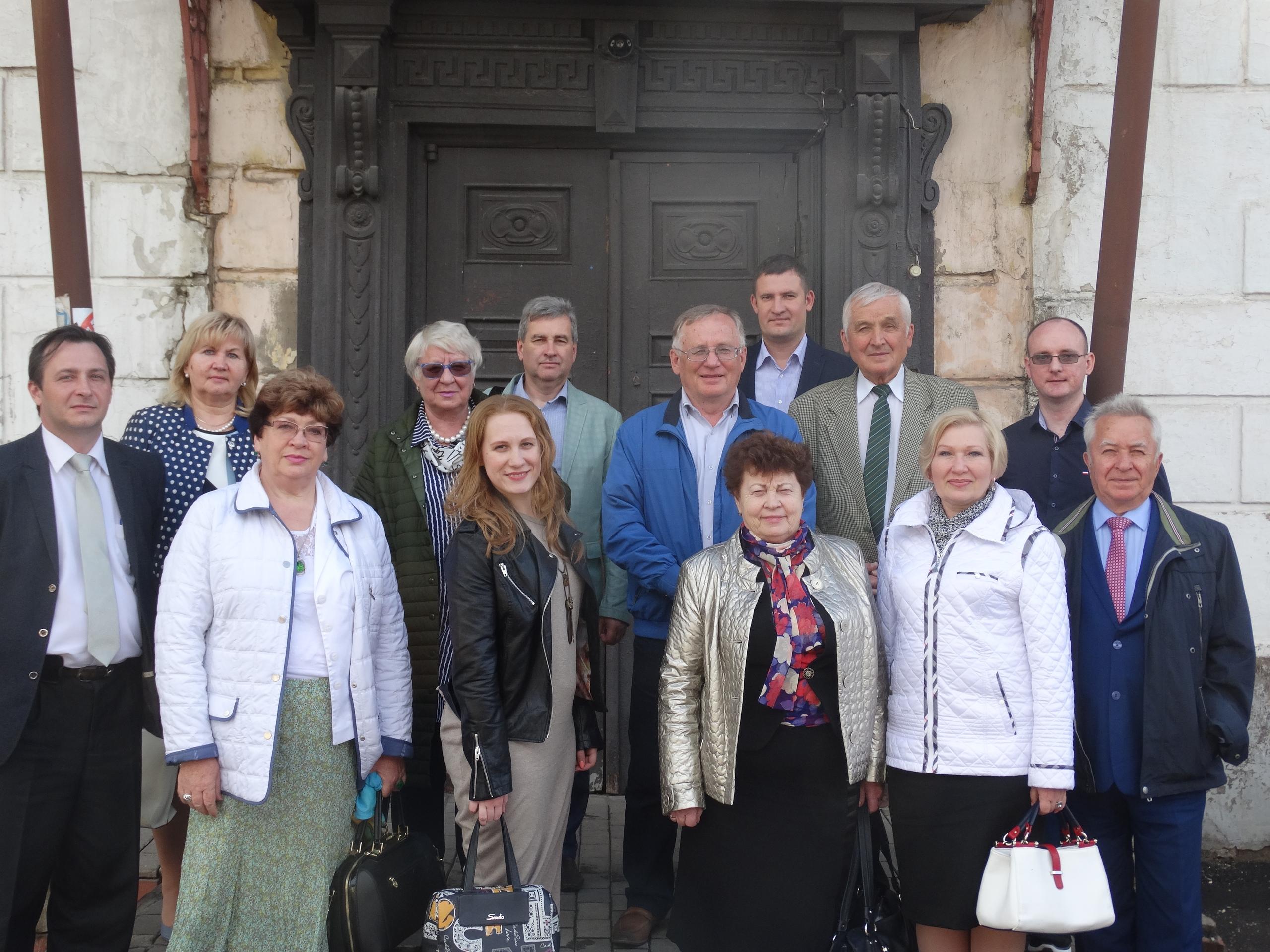 Семинар-совещание председателей ПФО